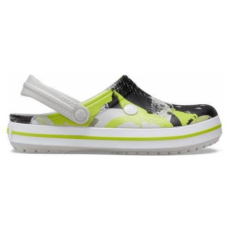 Crocs Crocband OmbreBlock Clog Pearl White/Multi