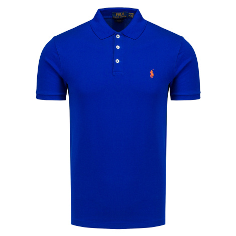 Polo Polo Ralph Lauren SSKCSLM1 modrá