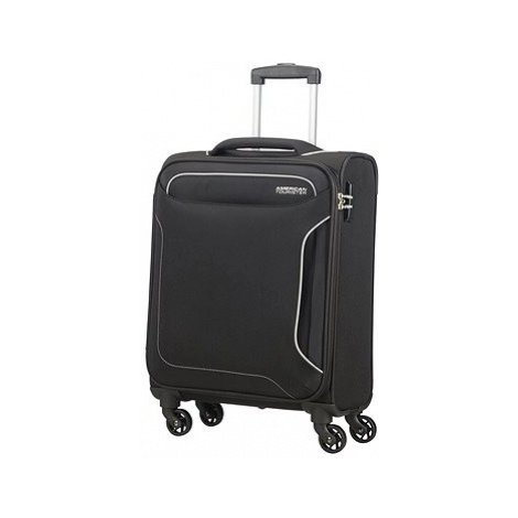 American Tourister Holiday Heat Spinner 55 Black