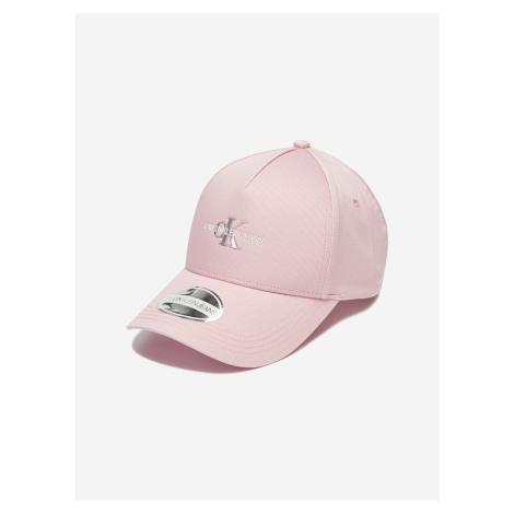 Mono Hardware Kšiltovka Calvin Klein Růžová