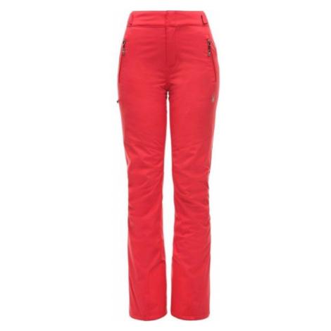 Spyder WINNER TAILORED PANT červená - Dámské lyžařské kalhoty