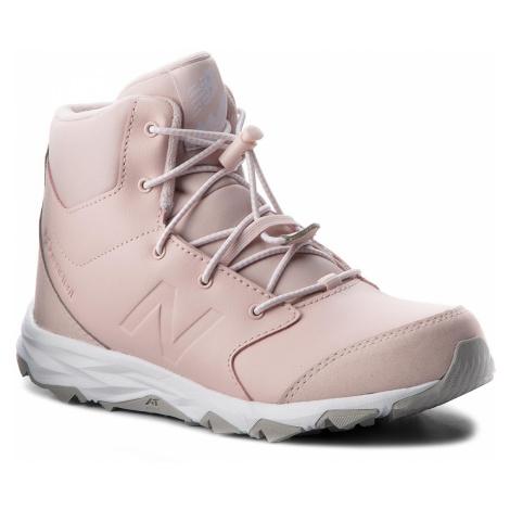 Kotníková obuv NEW BALANCE - KH800PKY Růžová