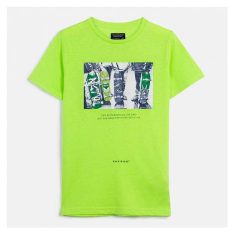 Chlapecké triko MAYORAL 6059 | zelená