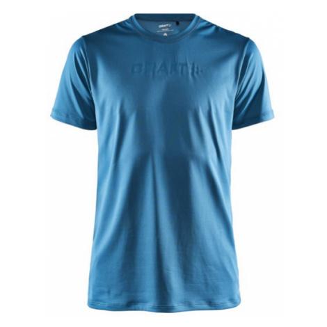 Pánské tričko CRAFT CORE Essence Mesh SS modrá