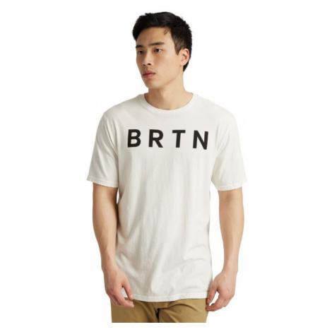 TRIKO BURTON BRTN S/S - bílá