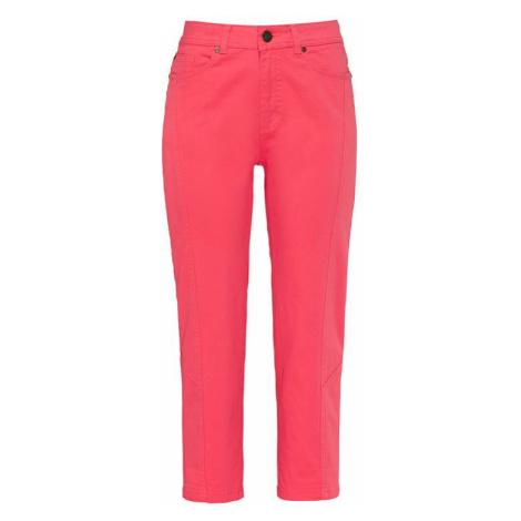 Capri kalhoty s dekorativními švy Mia Cellbes