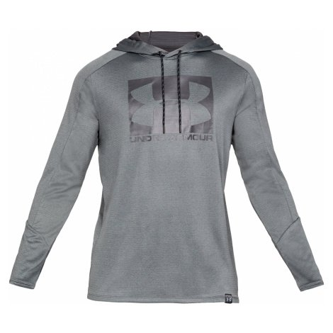 Mikina Under Armour Lighter Longer Po Hoodie - šedá