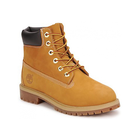 Timberland 6 IN PREMIUM WP BOOT Hnědá
