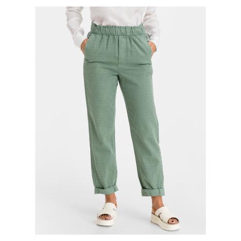 Pull On Paperbag Kalhoty GAP Zelená