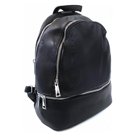 Černý dámský elegantní batoh Alagi Mahel