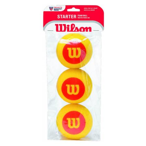 Wilson Starter Foam Ball 3 ks