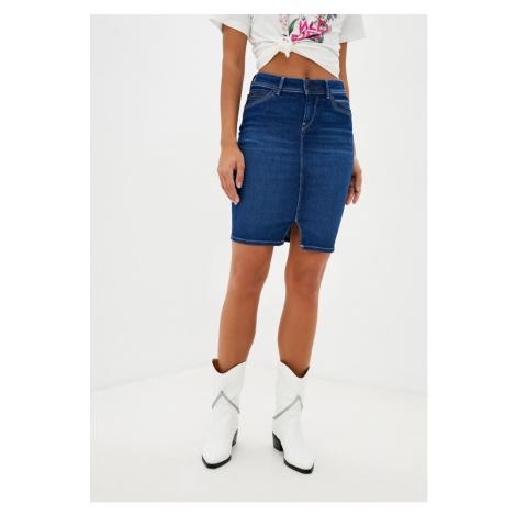 Pepe Jeans Pepe Jeans dámská denim sukně Taylor