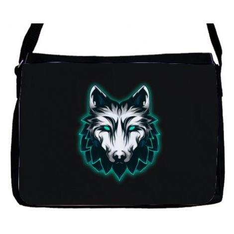 Taška přes rameno Vlk