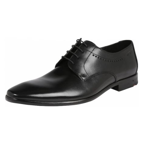 LLOYD Šněrovací boty černá