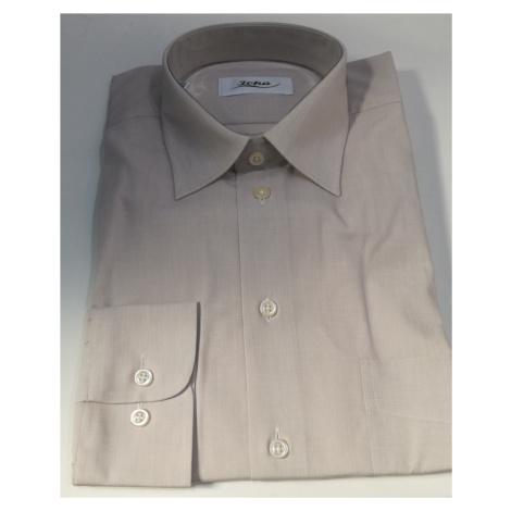 Pánská košile joka béžová 40695