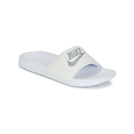 Nike BENASSI JUST DO IT W Bílá