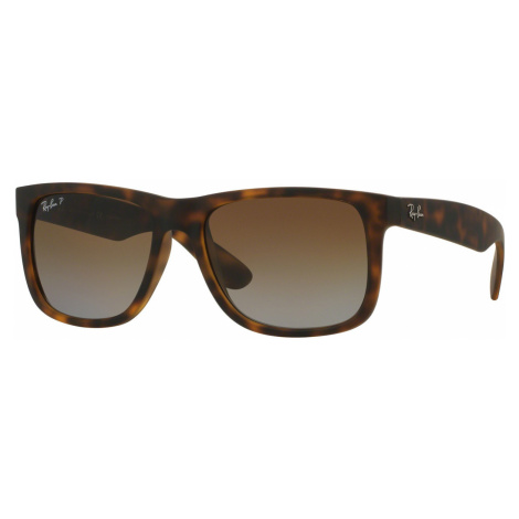 Ray-Ban Justin Classic Havana Collection RB4165 865/T5 Polarized