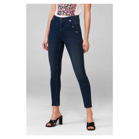 Skinny džíny se zvýšeným pasem Orsay