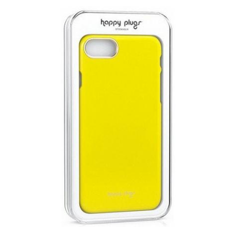 Ultratenký obal na iPhone – žlutý Happy Plugs