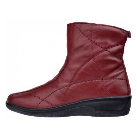 AURELIA, Kotníčková obuv  4218 červená EU 42