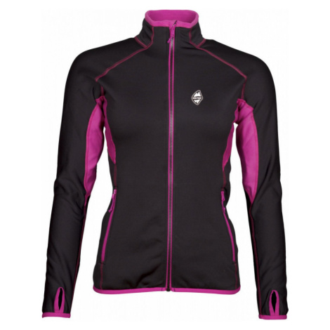 Dámská mikina High Point Proton 5.0 Lady black/purple