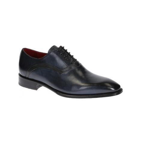 Leonardo Shoes 06888 14221 FORMA SCA MONTECARLO DELAVE BL Modrá