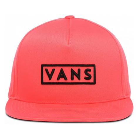 Vans MN Easy box Snapback oranžové VN0A45DPSNQ
