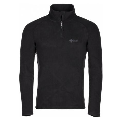 Pánská fleecová mikina KILPI ALMAGRE-M černá