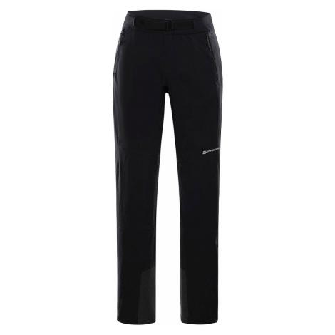 ALPINE PRO ROHANA Dámské softshellové kalhoty LPAS342990 černá