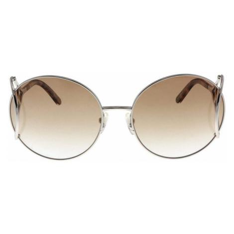 Sluneční brýle Chloé CE124S stříbrné