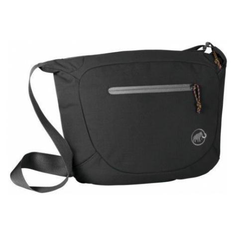 Mammut Shoulder Bag Round 8 black