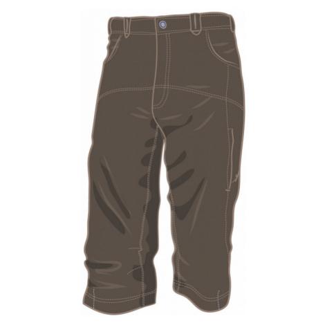Pánské 3/4 kalhoty Warmpeace Boulder major brown