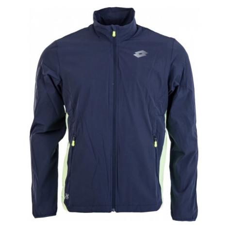 Lotto MEDLEY JACKET tmavě modrá - Pánská sportovní bunda