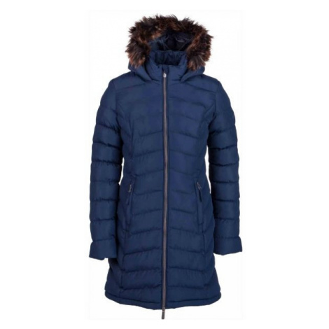Lotto MARNIE tmavě modrá - Dívčí zimní kabát