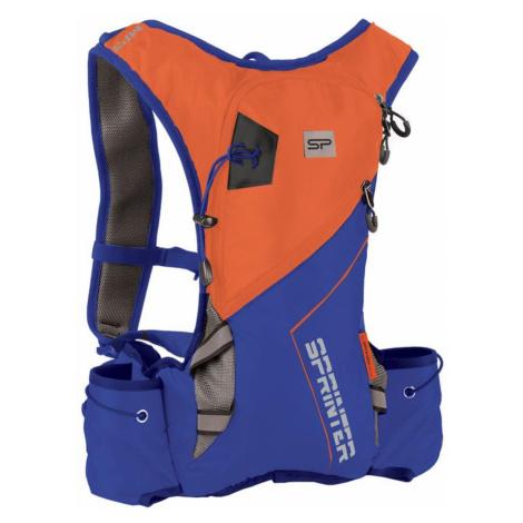 Spokey sprinter 5l oranžovo modrý