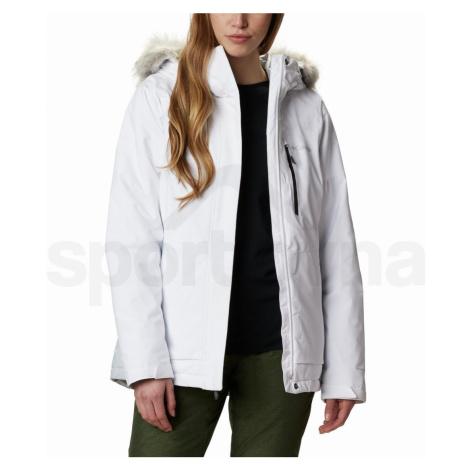 Bunda Columbia Ava Alpine™ Insulated Jacket W - bílá/šedá