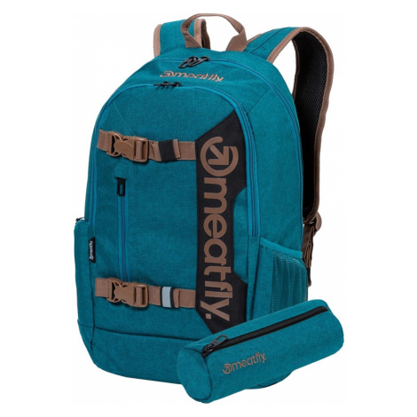 Batoh Meatfly Basejumper 6 a heather petrol 22l