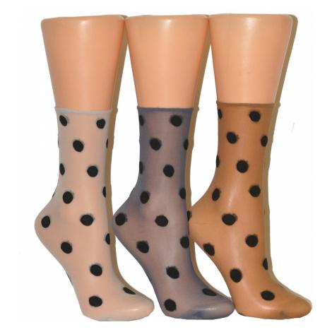 Dámské ponožky Veneziana Kylie univerzální