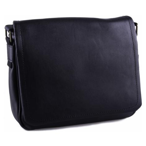 Černá pánská taška přes rameno Dominic Mahel