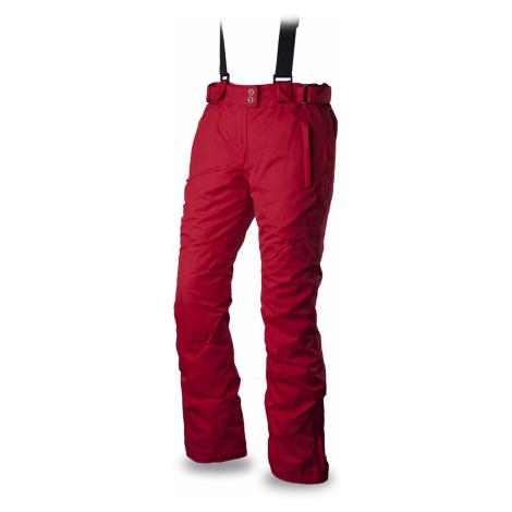 Dámské lyžařské kalhoty TRIMM Narrow Lady red