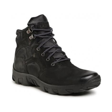 Šněrovací obuv Lasocki for men MB-SKAN-01 Přírodní kůže (useň) - Nubuk