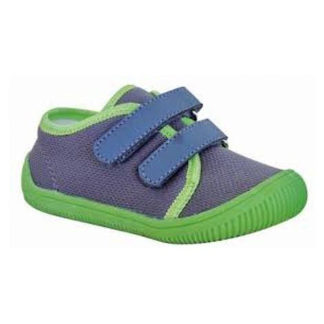 chlapecké boty Barefoot ALIX GREY, Protetika, šedá