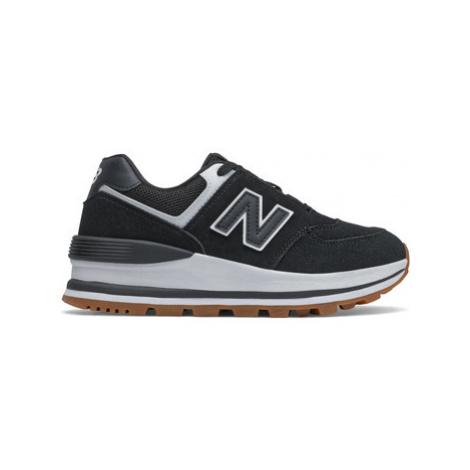 New Balance NBWL574CAF Černá