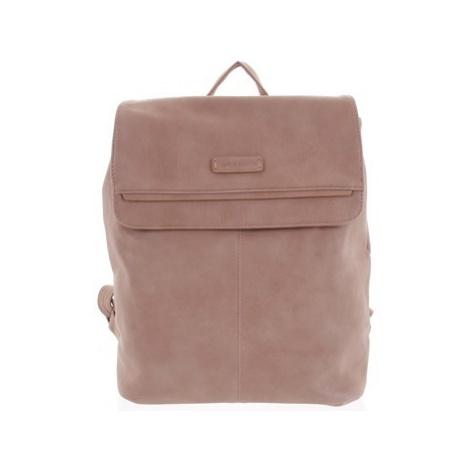 Enrico Benetti Dámský stylový batoh růžový - Neneke Růžová