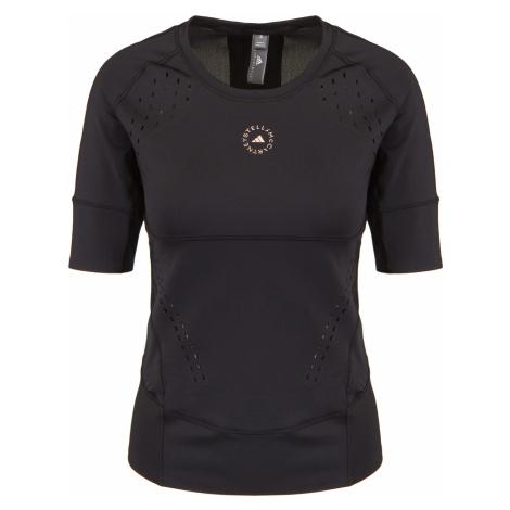 Tričko Adidas by Stella McCartney TRUEPUR TEE černá