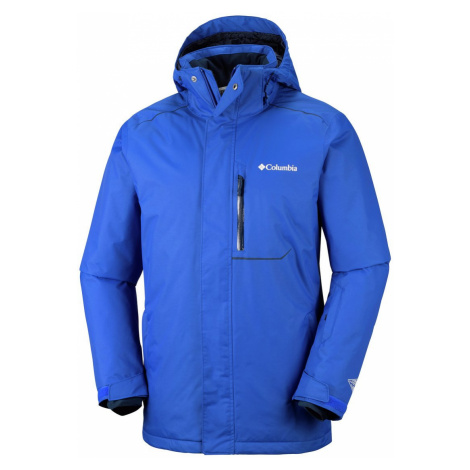 Bunda Columbia Ride On™ Jacket M - světle modrá