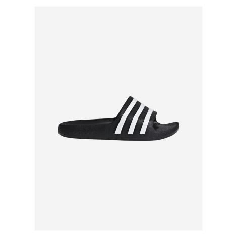 Adilette Aqua Pantofle dětské adidas Performance Černá
