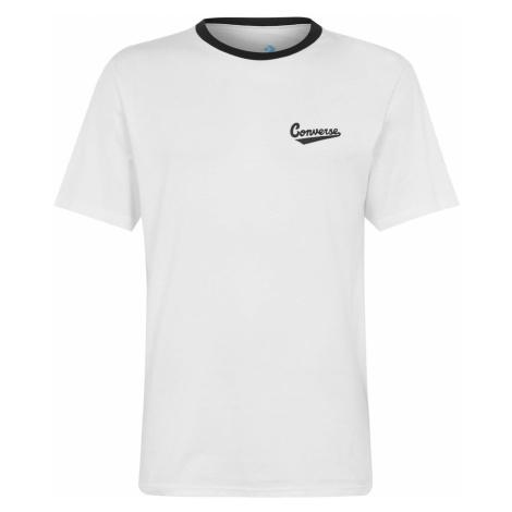 Converse Nova Ringer T Shirt Mens