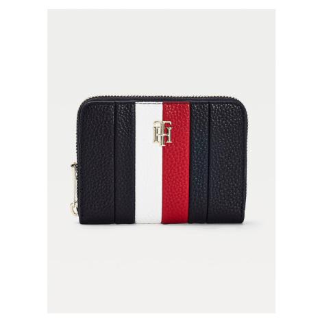 Tommy Hilfiger dámská tmavě modrá malá peněženka