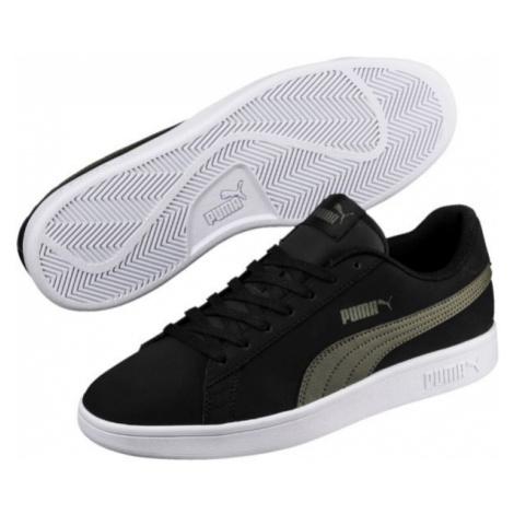 Puma SMASH V2 BUCK černá - Pánské boty pro volný čas